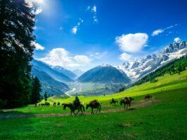 The Kashmir Valley
