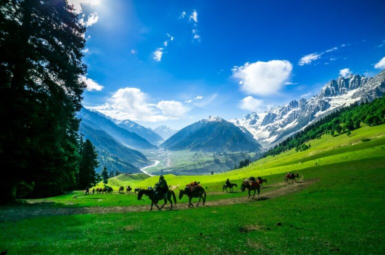 The Kashmir Valley – Extremely attracted place