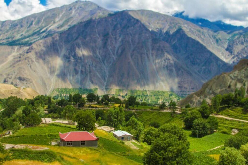 astore valley