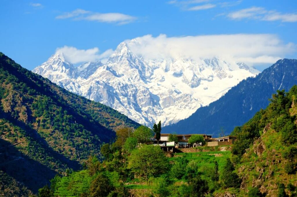 fairy meadows weather