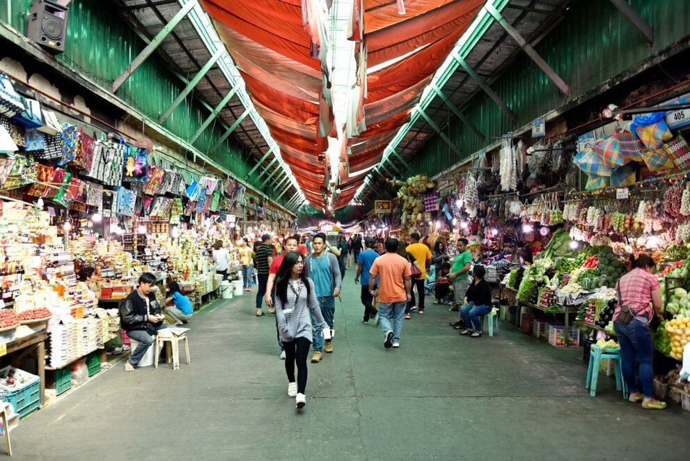 places to visit in baguio