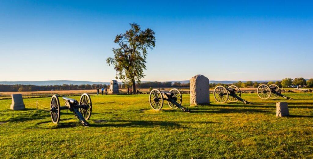 pings menu gettysburg